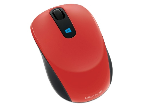 ����� Microsoft Sculpt Mobile Mouse Red USB, ��� 2