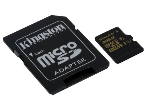 Карта памяти Kingston SDCA10/32GB, вид 1