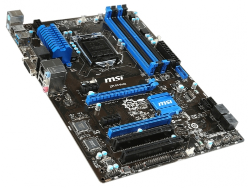 ����������� ����� MSI Z97 PC Mate, ��� 4