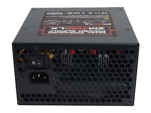 Блок питания Zalman ZM700-LX 700W, вид 2