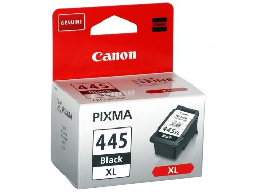 Картридж CANON PG-445XL (чёрный, для MG2440, MG2540, ip2840) [400 страниц], вид 1