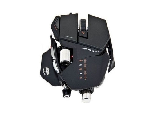 Мышка Cyborg R.A.T 7 Gaming Mouse Black USB, вид 4