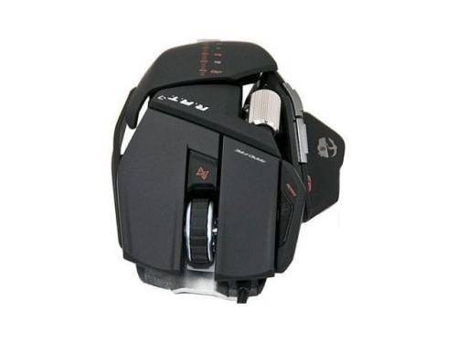 Мышка Cyborg R.A.T 7 Gaming Mouse Black USB, вид 3