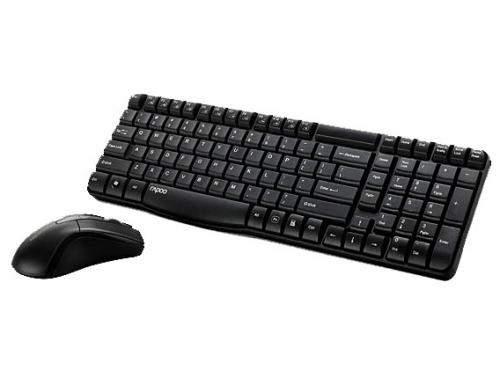 Комплект RAPOO X1800 Black, вид 5