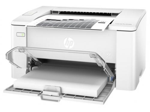 Принтер лазерный ч/б HP LaserJet Pro M104w RU (G3Q37A), белый, вид 5