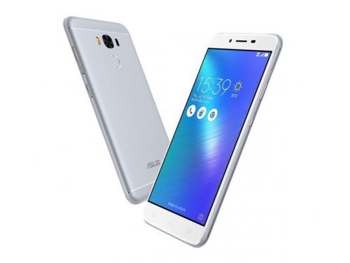Смартфон ASUS ZenFone 3 Max ZC553KL, серебристый, вид 1
