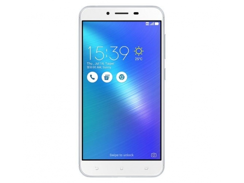 Смартфон ASUS ZenFone 3 Max ZC553KL, серебристый, вид 2