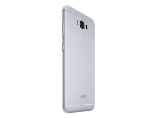 Смартфон ASUS ZenFone 3 Max ZC553KL, серебристый, вид 4