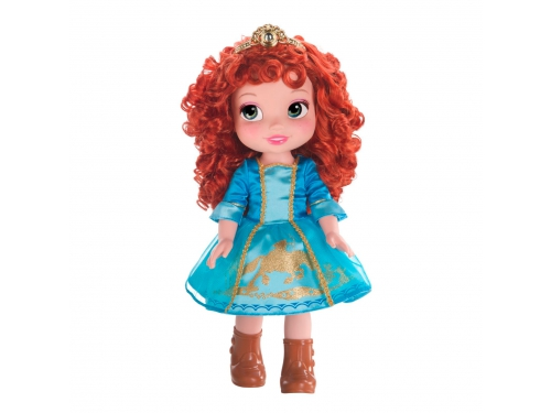 Кукла Jakks Pacific, Принцесса Дисней Малышка, Мерида, вид 1