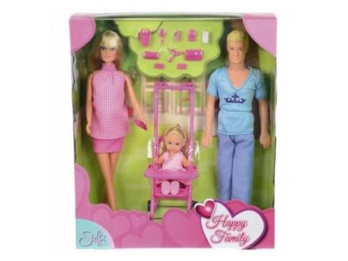 Кукла Simba Семья Штеффи, с аксессуарами, вид 1