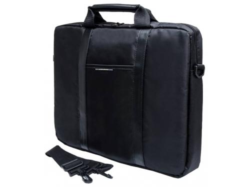 Сумка для ноутбука PC PET PCP-1003BK, чёрная, вид 1