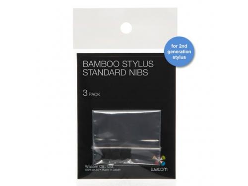Наконечник для стилуса Wacom для Bamboo Stylus 5 мм (3 шт.), вид 2