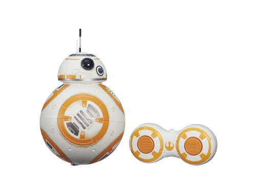 Радиоуправляемая модель Hasbro Star Wars Дроид Звездных войн, белая / оранжевая, вид 1