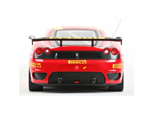 Радиоуправляемая модель MJX Ferrari F430 GT #58, красная, вид 2