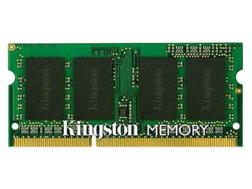Модуль памяти Kingston KVR13S9S6/2 (DDR3 SODIMM 2048Mb pc-10600), вид 1