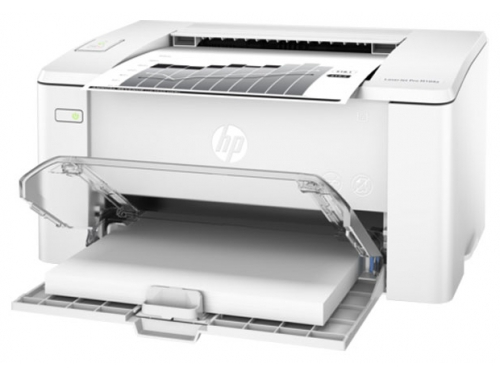 Принтер лазерный ч/б HP LaserJet Pro M104a (G3Q36A), белый, вид 5