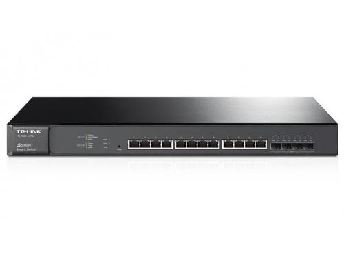 Коммутатор (switch) TP-Link T1700X-16TS (управляемый), вид 1