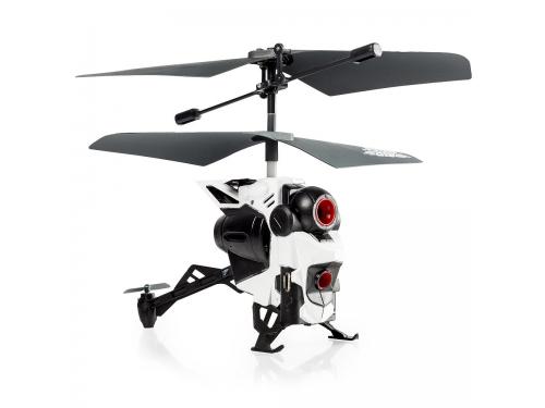 Товар для детей Air Hogs, Вертолёт с камерой, белый / черный, вид 1