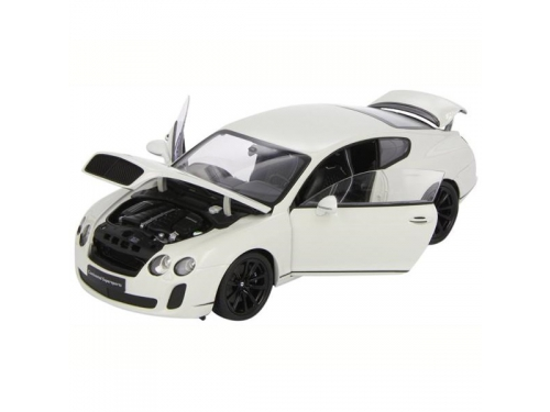 Товар для детей Welly (модель машины 1:18) Bentley Continental Supersports, вид 2