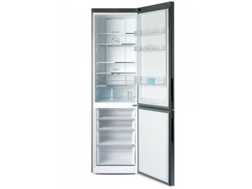 Холодильник Haier C2F637CFMV (с морозильником), серебристый, вид 3