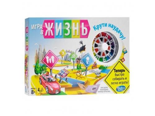Настольная игра Habro games игра в жизнь, с аксессуарами, вид 2