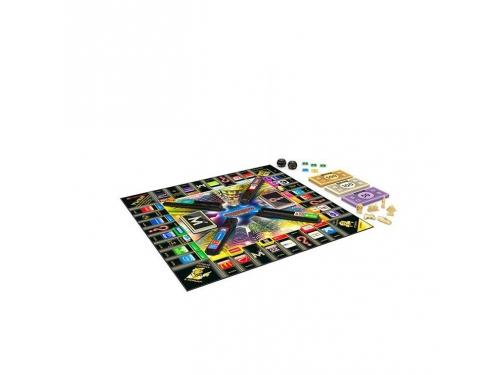 Настольная игра Hasbro games Монополия империя, обновленная, с аксессуарами, вид 1