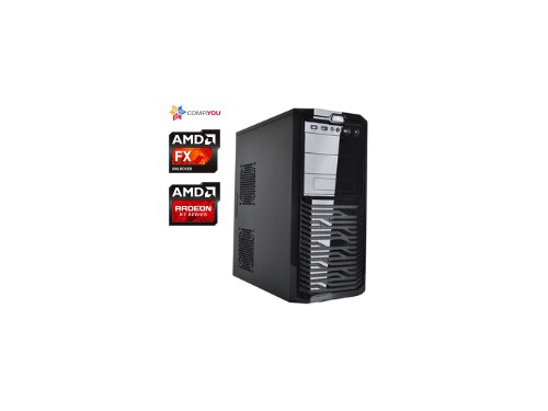 Системный блок CompYou Home PC H555 (CY.432402.H555), вид 1