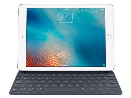 Клавиатура Apple Smart Keyboard for 9.7-inch iPad Pro, черная, вид 2