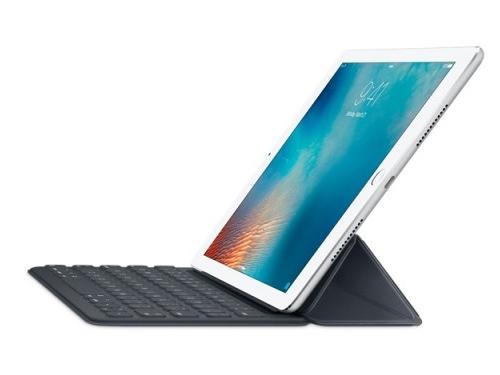 Клавиатура Apple Smart Keyboard for 9.7-inch iPad Pro, черная, вид 3