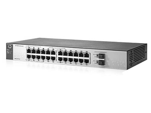 Коммутатор (switch) HP PS1810-24G (управляемый), вид 1