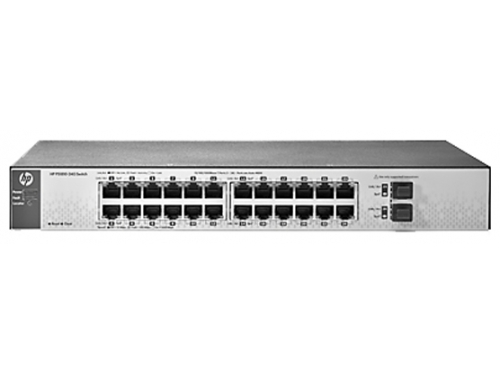 Коммутатор (switch) HP PS1810-24G (управляемый), вид 2