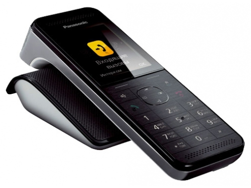 Радиотелефон Panasonic KX-PRWA10RUW (дополнительная трубка), вид 1