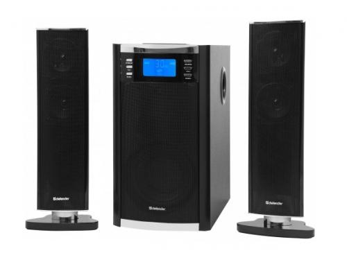 Компьютерная акустика Defender SIROCCO X65 PRO (35W + 2x15W, 2.1, пульт ДУ, USB, SD), вид 3