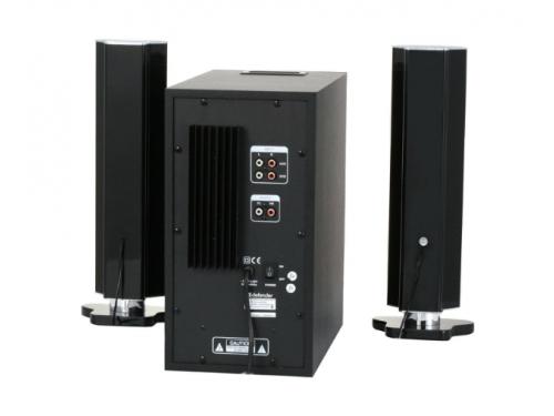 Компьютерная акустика Defender SIROCCO X65 PRO (35W + 2x15W, 2.1, пульт ДУ, USB, SD), вид 4