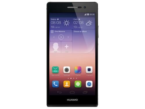 Смартфон Huawei Ascend P7 black, вид 1
