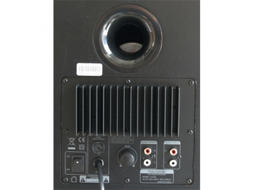 Компьютерная акустика Microlab FC 330 (2.1ch, 50-20000 Гц, 63 Вт, MDF), вид 3