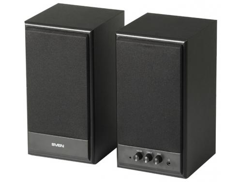 Компьютерная акустика SVEN SPS-702 Black, вид 1