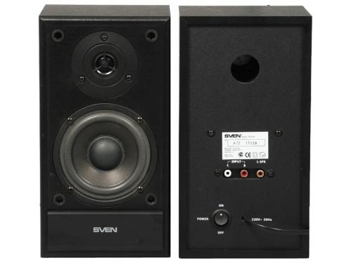 Компьютерная акустика SVEN SPS-702 Black, вид 3