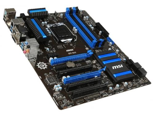 Материнская плата MSI Z97 G43 (Soc-1150 z97 DDRIII ATX SATA3  LAN-Gbt +RaiD USB3.0 VGA/DVI/HDMI), вид 4