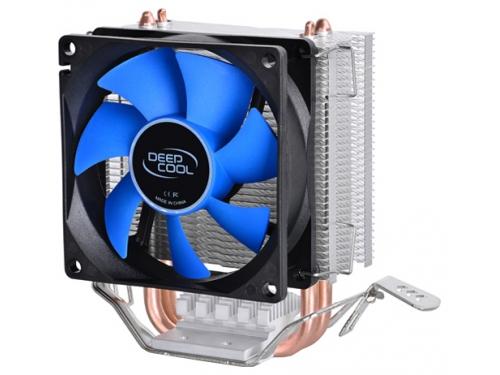 Кулер Вентилятор для процессора DEEPCOOL ICEEDGE MINI FS V2.0 Soc-AMD/1150 3pin 25dB Al+Cu 95W 248g скоба, вид 1