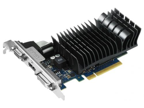 ���������� GeForce Asus PCI-E NV GT730-SL-1GD3-BRK GT730 1Gb 64b GDDR3 DVI/HDMI/D-SUB RTL, ��� 1