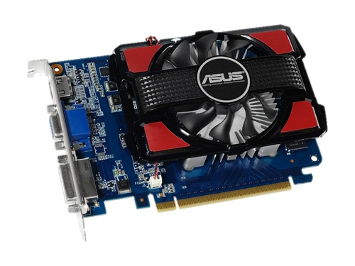 ���������� GeForce Asus NV GT730-4GD3 GT730, ��� 1