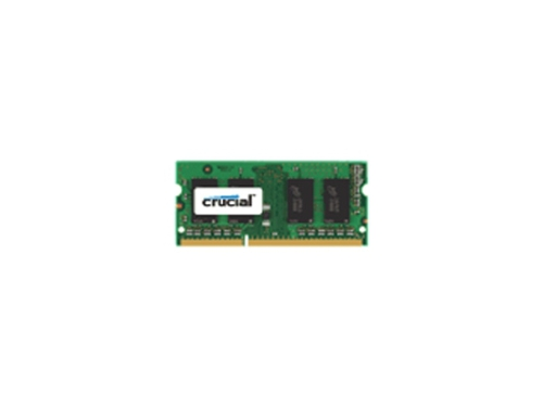 Модуль памяти Crucial CT25664BF160B (DDR3L SO-DIMM, 1600 МГц, 2 Гб), вид 1