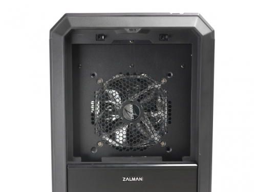 Корпус Zalman M1 Mini-ITX, Black, без БП, вид 8