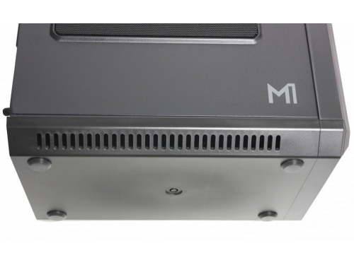 Корпус Zalman M1 Mini-ITX, Black, без БП, вид 10