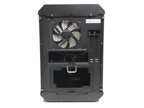 Корпус Zalman M1 Mini-ITX, Black, без БП, вид 13