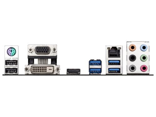 ����������� ����� ASUS Z97M-PLUS (mATX, Soc.1150, Z97, DDR3, SATA3, LAN-Gbt, RAID, USB3.0, VGA/DVI/HDMI, M.2), ��� 4