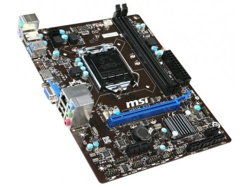 ����������� ����� MSI H81M-E33 Soc-1150, ��� 2