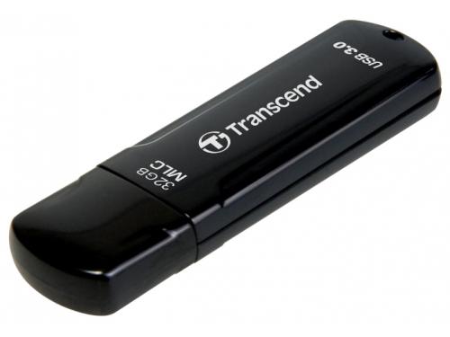 Usb-флешка JetFlash 750, USB 3.0, Черный, вид 2