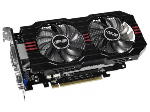 Видеокарта GeForce Asus PCI-E NV GTX750TI-2GD5 GTX750TI 2Gb 128b GDDR5 RTL, вид 1